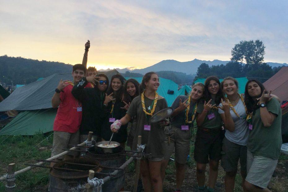 Febbraio 2019 scout buccinasco for Idee per gara di cucina scout